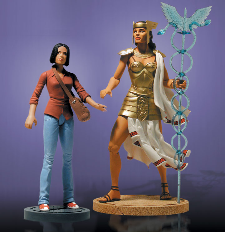 Promethea-SophieAction Figure